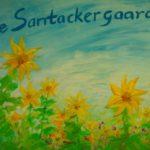 schilderij santackergaard